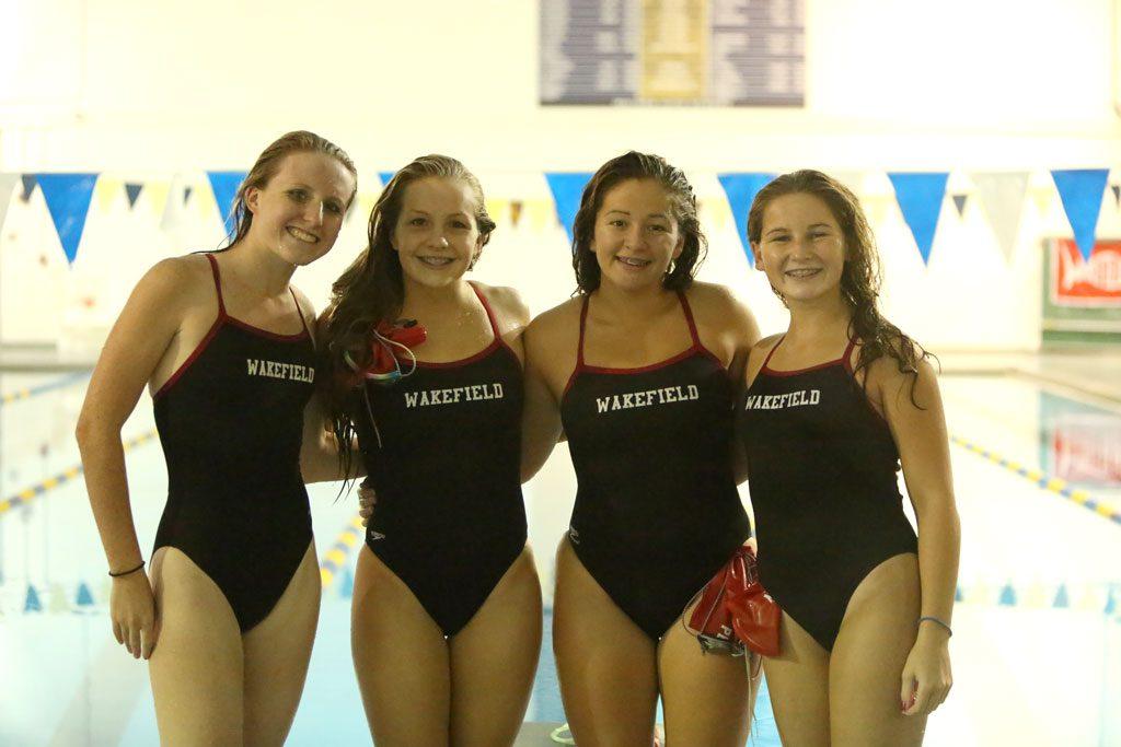Govich girls swim team hard nipple gone wild orgasm