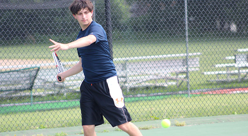 Division 3 North run ends in Finals for LHS boys' tennis