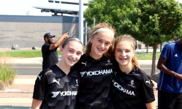 North Reading well-represented for Aztec soccer at Nationals