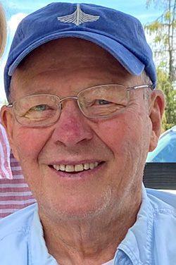 Richard E. Brown, 84
