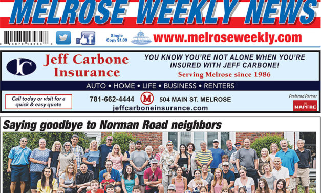 Front Page: July 30, 2021
