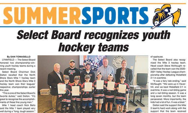 Sports Page: July 21, 2021